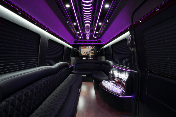 12 Passenger Party Buses Wichita