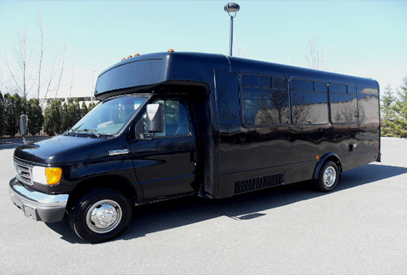 18 Passenger Party Buses Wichita