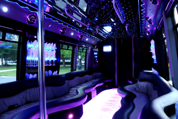 22 Seater Party Bus Wichita KS