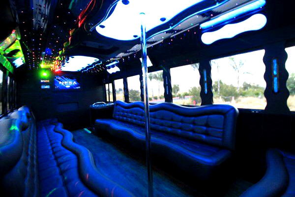 Party Bus For 40 People Wichita