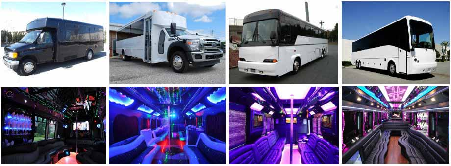 Party Buses Wichita