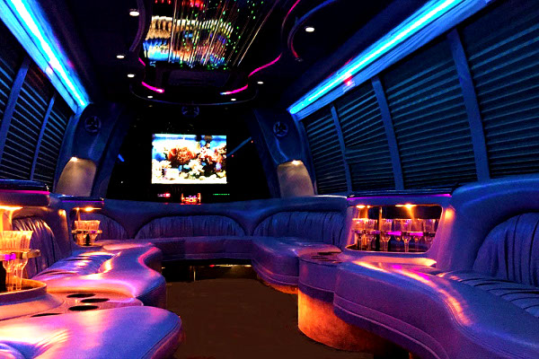 Wichita 18 Passenger Party Bus