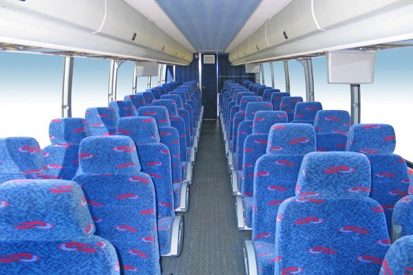 Wichita 50 Passenger Party Bus Service