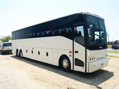 Wichita 56 Passenger Charter Bus